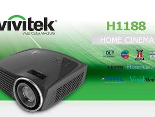 Домашний кинотеатр Vivitek H1188HD: новые гаризонты