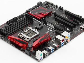 Материнская плата Asus E3 Pro Gaming v5 с поддержкой процессоров Intel Xeon E3-1200 v5