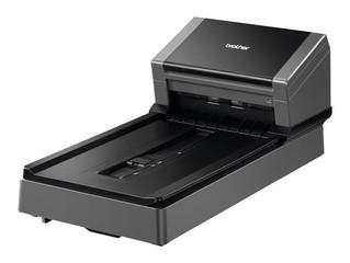 Сканеры Brother PDS-5000F и PDS-6000F предназначены для быстрого ввода больших объемов информации
