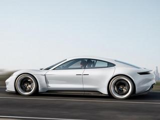 Porsche вложит €1 млрд в разработку электромобиля