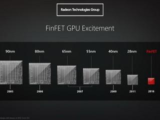 Революционные графические процессоры от AMD Polaris 10                           и   Polaris 11