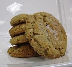 peanut utter cookie