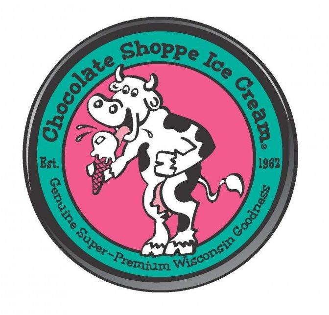 chocolate shoppe ice cream logo