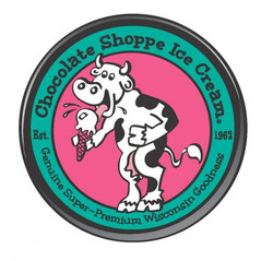 chocolate shoppe ice cream logo