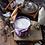 Thumbnail: Wax Painted Meditation Candles