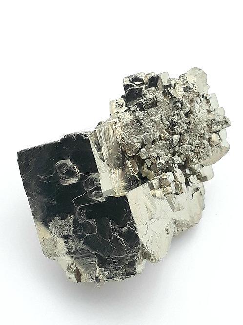 Pyrite, Cubic