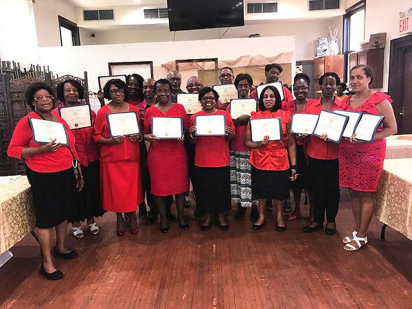 Christian Fellowship Hypertension Gradua