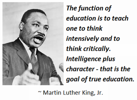 martin luther king jr. quote education.p