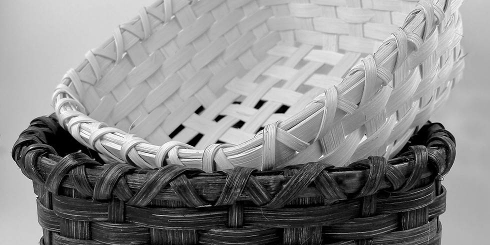 Studio Class: How to Weave the Basic Basket with Kay