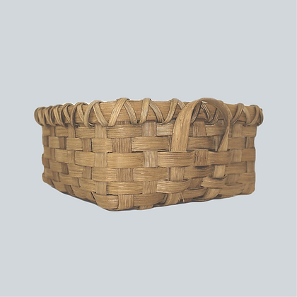 How To Weave A Basket   Basket Kit   Basic Basket Perspective