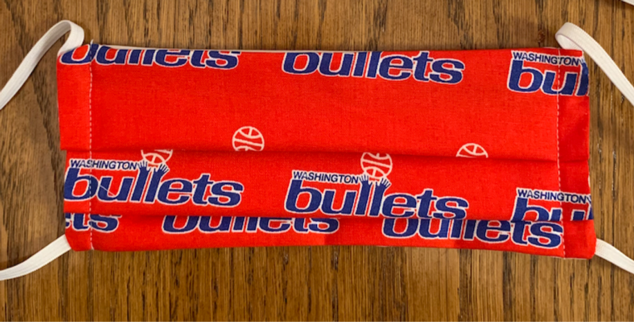 Throwback Bullets Mask