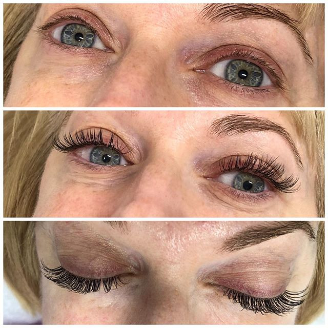 Classic Fullset Eyelash Extensions