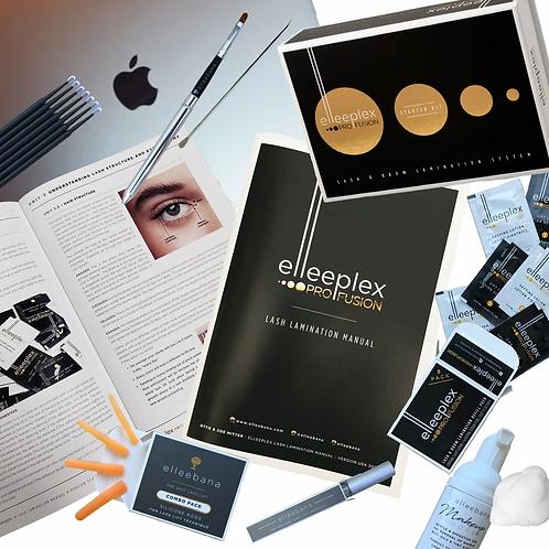Online Course | Elleeplax Brow Lamination
