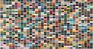 Chroma : A nomenclature of sea colours