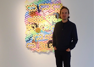 Strong new talent: Ralph Anderson Lucent Umbria Paintings