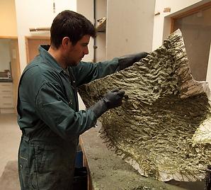 Wax Paint-Up Mould Making Casting Process Lockbund