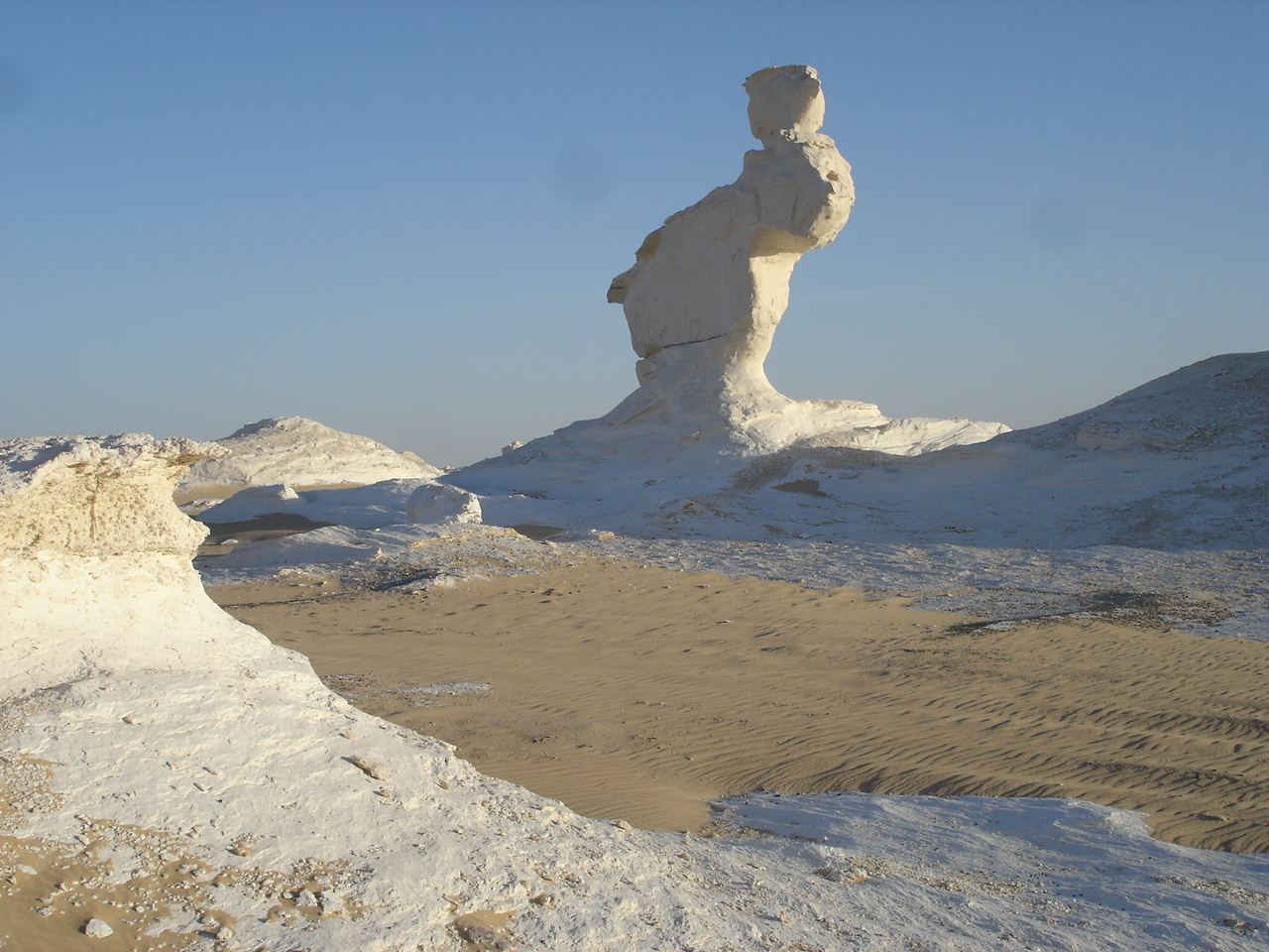 Salt Sculptures