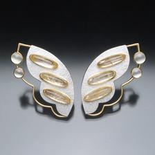 Earrings : Angel Wings