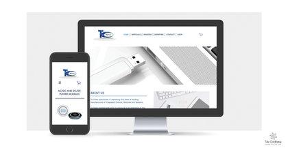 Toteam - Website design