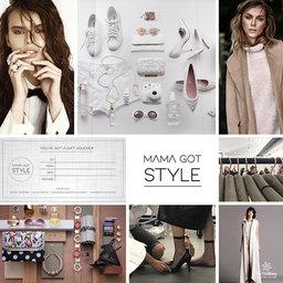 MAMA Got Style - Business branding