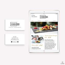 Foodsteps - Business branding