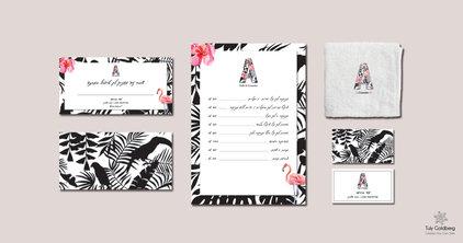Beauty & Cosmetics - Business branding
