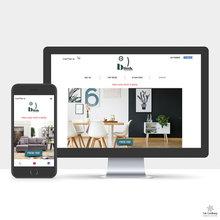 Blink store - Website design