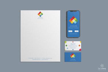 AV Master - Business branding