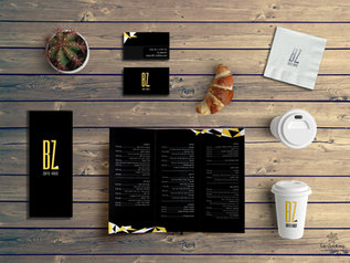 Coffeeshop Branding