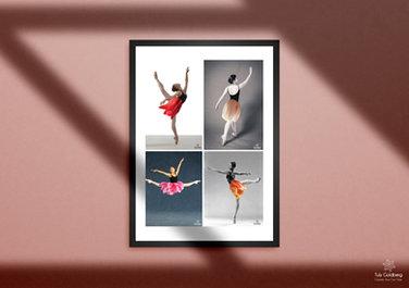 Photoshop Flower dancers