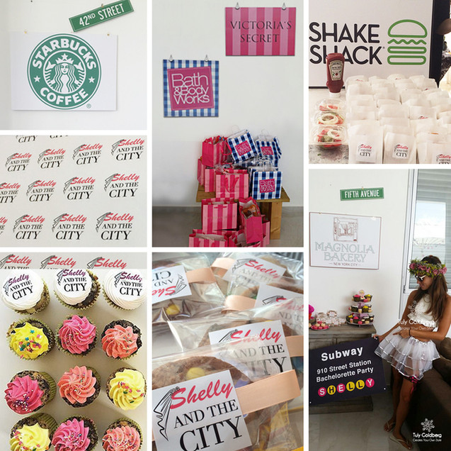 Branded Bachelorette party