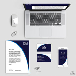Consulting company - Business branding