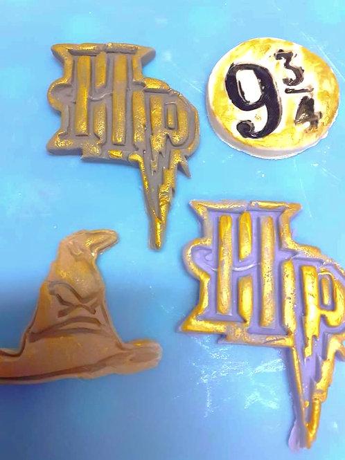 Harry Potter Cupcake Kit
