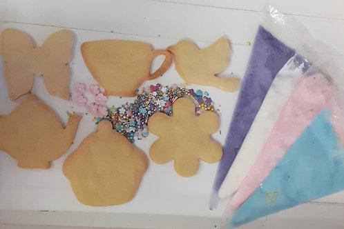 Teatime Cookie Kit.