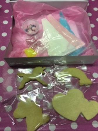 Unicorn Cookie Kit