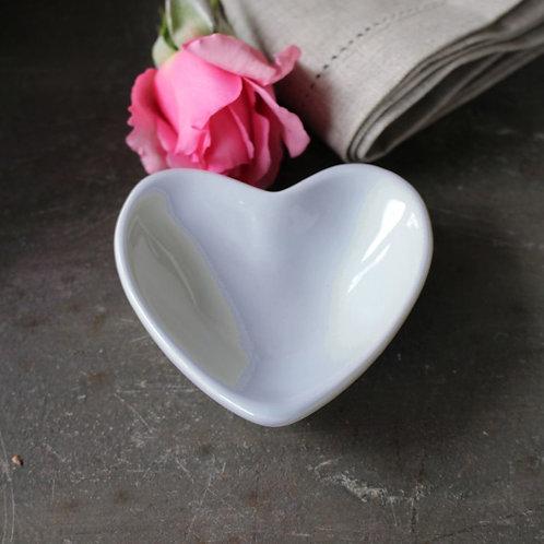 Ceramic Mini Heart Bowl