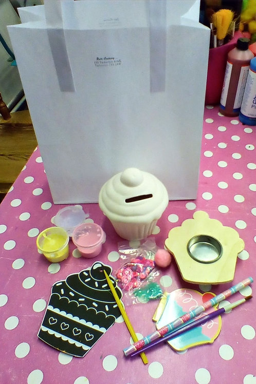 CupCake Craft KIt