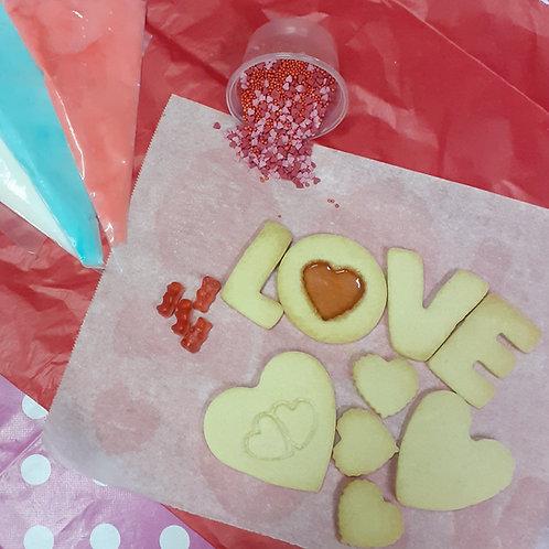 LOVE Cookie Kit