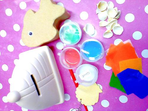 Seaside Craft Kit