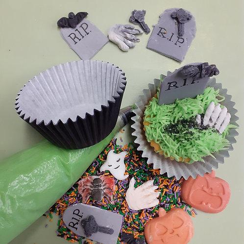 Halloween Cupcake Kits