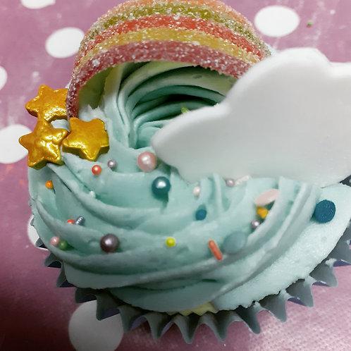 Funfetti, Rainbow Cupcake Kit