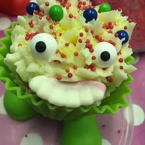 Monster Cupcake Kit