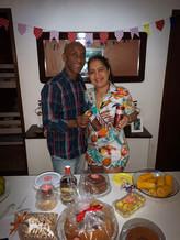 Iodilton Azevedo, 49 anos  Rosemeire San