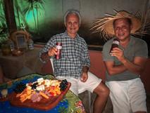 Edilson Andrade e Jorge Vieira, 51. e 50