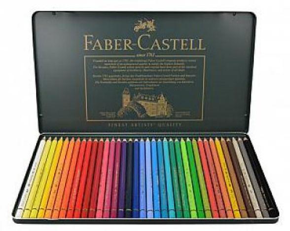 Цветные карандаши Faber Castel