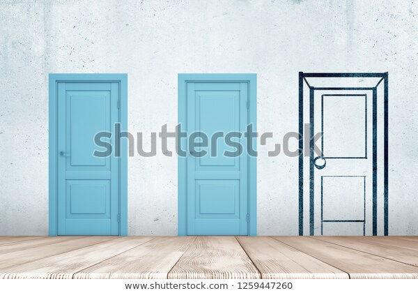 3d-rendering-two-blue-doors-600w-1259447