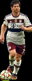 Xabi Alonso - Bayern Munich.png