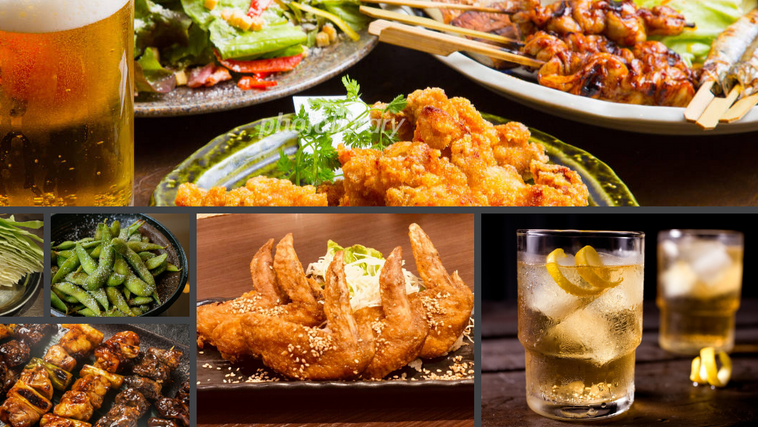Every food and drink you should try at an izakaya