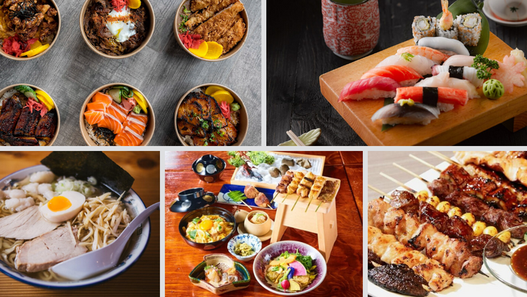 Here is every Japanese food you must try!