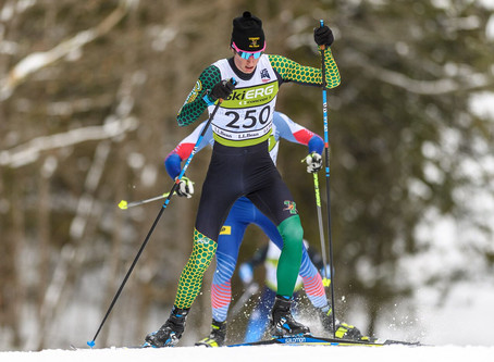 UVM's Schulz and Bizyukova stockpile skiers of the week honors at Williams Carnival